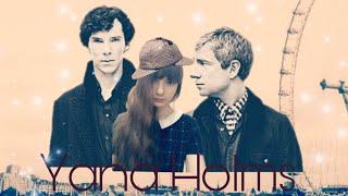 Сериал : Yana Holms #1 серия