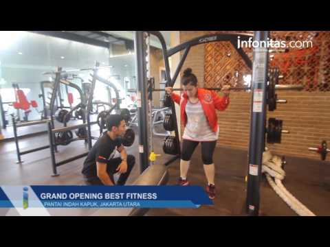 Grand Opening Best Fitness