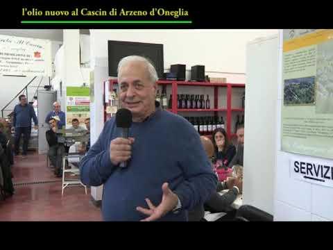 FESTA DELL'OLIO NUOVO AL CASCIN DI ARZENO D'ONEGLIA