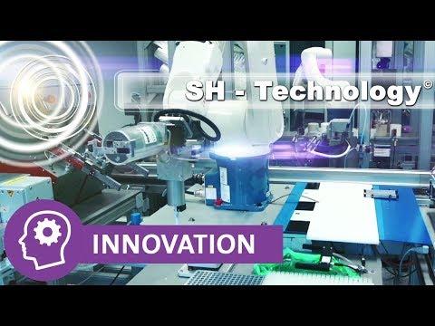 ADLER SH-Technology - erster selbstheilender Lack für Fenster