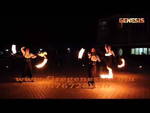 """Піро - Вогняне шоу """"GENESIS"""", відео 5"""