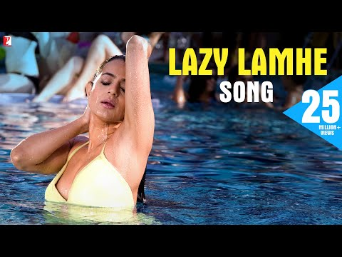 Lazy Lamhe Song | Thoda Pyaar Thoda Magic | Saif Ali Khan | Amisha Patel | Anusha Mani