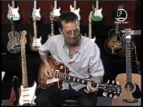 Eric Clapton THE BEST INTERVIEW 1999