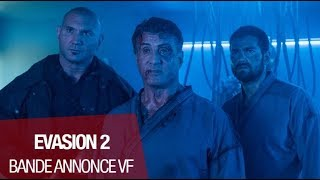 Trailer of Evasion 2 (2018)