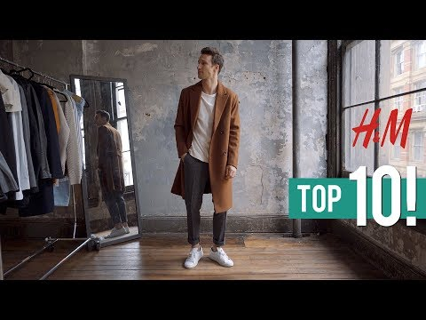My Top Ten H&M Pieces for this Fall/Winter   Try-On Haul