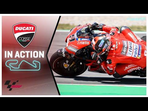 Ducati in action: Gran Premi Monster Energy de Catalunya