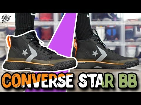 Converse Star Series BB Tinker Hatfield Review!