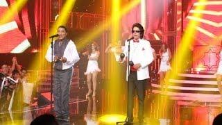 """Yo Soy: Joe Arroyo y Héctor Lavoe pusieron la salsa con """"Pal Bailador"""""""