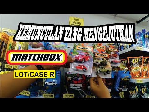 #Hotwheels #Matchbox #HuntingHotwheels  HUNTING HOTWHEELS : LOT/CASE R MATCHBOX MULAI BEREDAR