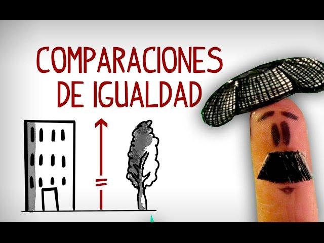 Video de pronunciación de igualdad en Español