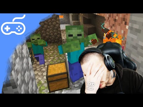Let's Play z Minecraftu! - #1 ZOMBIE DUNGEON