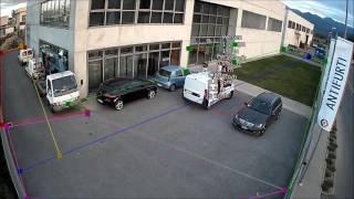 Videoanalisi: protezione esterna con Videocamere
