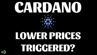 CARDANO (ADA) | LOWER PRICES TRIGGERED? (AGAIN?)