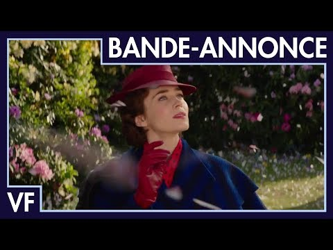 Le Retour de Mary Poppins - Bande-annonce officielle (VF) I Disney