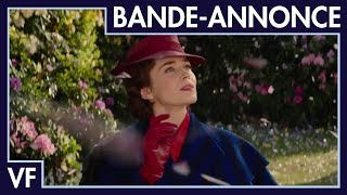 Bande annonce officielle VF du film Le Retour de Mary Poppins