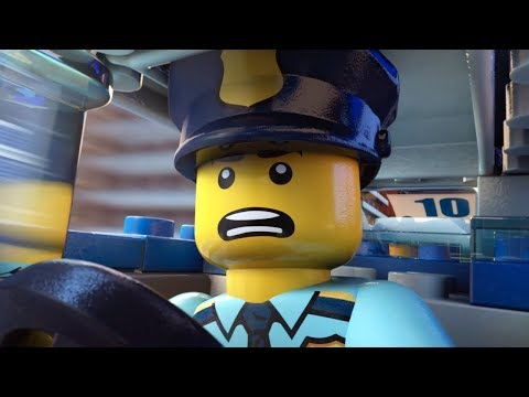 LEGO City Police Films & Mini Movies 2018 Compilation | Fun Animation Videos for Kids