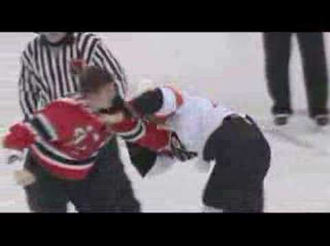 David Clarkson vs. Jason Smith