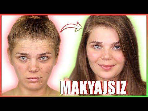 Makyajsız Güzel Hissetmek İçin 10 Bedava İpucu