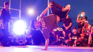Hold Up Crew vs Luan & Tawfiq 2vs2 Final Bboy Battle on Reunion Island | YAK x BBS International