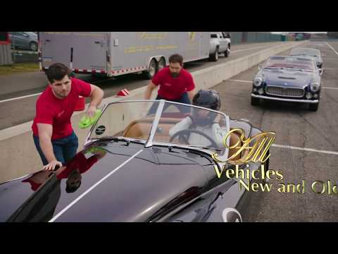 """Grundy Insurance """"Grundy Pit Stop"""" TV Commercial"""