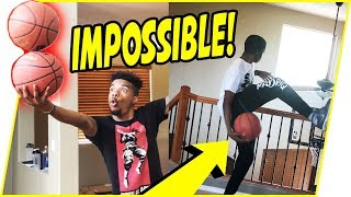 The IMPOSSIBLE Office Trick Shot! - Office Shenanigans Ep.5