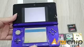 3DS update 11 10 0-43 B9S working on Luma3DS (Luma update v9