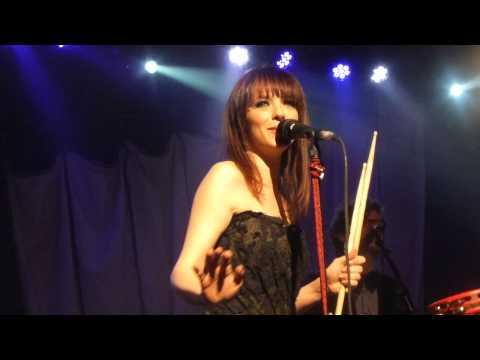 Laura Jansen - Light Hits The Room - Album Release Party @ PLLEK 3.21.13, Amsterdam