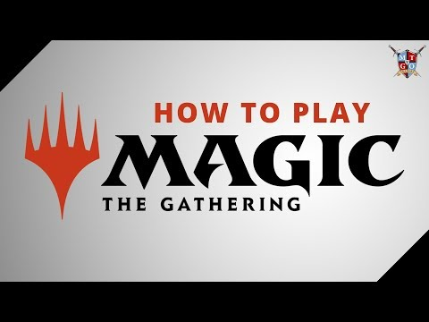 How to Play Magic: The Gathering | A General Overview