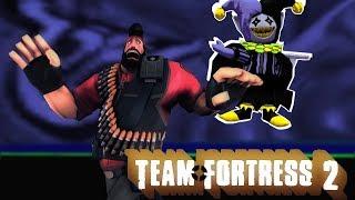 Джевил из Deltarune в Team Fortress 2!