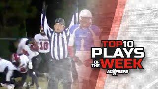 Top 10 Football Plays of the Week // Week 12