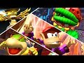 Mario Strikers Charged Hd All Bosses