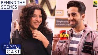 Zoya Akhtar And Ayushmann Khurrana On Small Joys Of Life