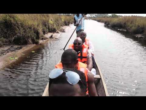 A tour of Nzulezu