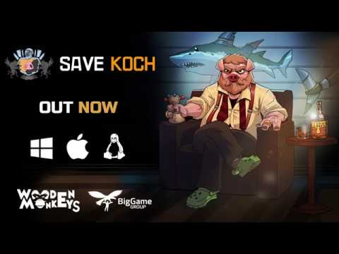 Save Koch | Official Launch Trailer | Wooden Monkeys thumbnail