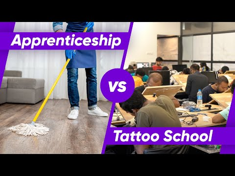 How to become a TATTOO ARTIST the right way - Tattoo ... - YouTube
