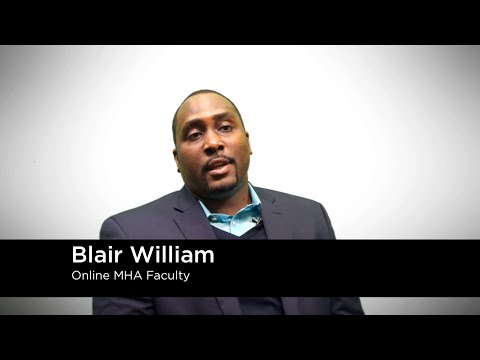 Online Master of Health Administration Course Overview ... - YouTube