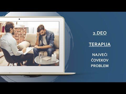 Nikola Marković: Najveći čovekov problem 2. deo (terapija za bolesnog čoveka)