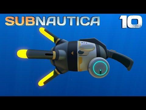 Konečně Pořádná Výzbroj - Subnautica S4 - Díl 10 - Nakashi