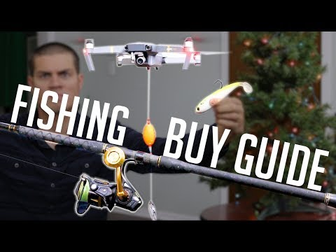 saltwater fishing buy guide gadgets lures rods reels