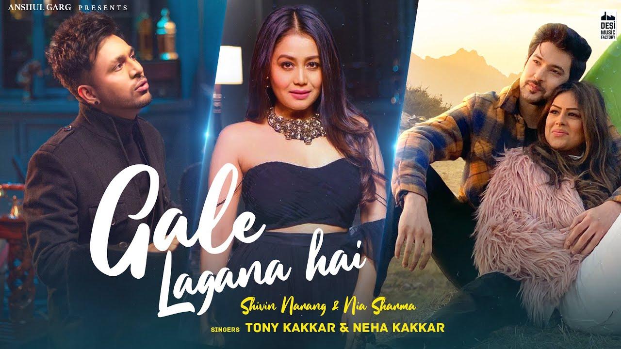 Gale Lagana Hai Lyrics - Tony Kakkar, Neha Kakkar Lyrics