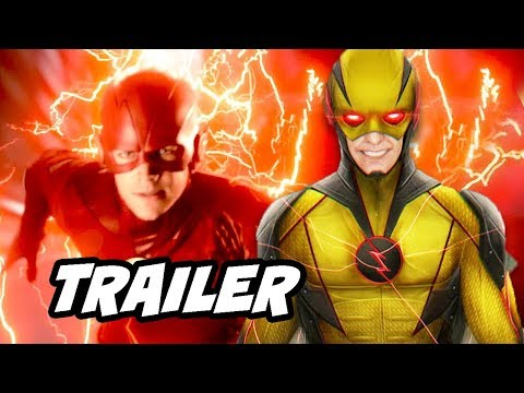 The Flash Season 5 Episode 10 Trailer - Reverse Flash New Suit Scene and New Story Breakdown
