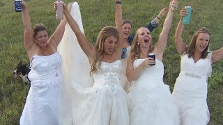 'Friends' Inspired Widow To Put On Old Wedding Dress