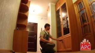 Шкаф для прихожей, корпусный шкаф купе и домашняя библиотека