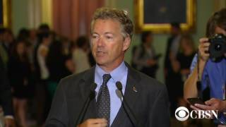 Rand Paul on Failed Healthcare Bill | Repealing Obamacare