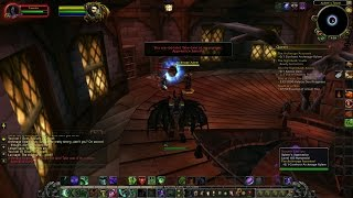 WoW Order of Incantations / The Archmage Accosted / A Portal Away Legion Quest Guide