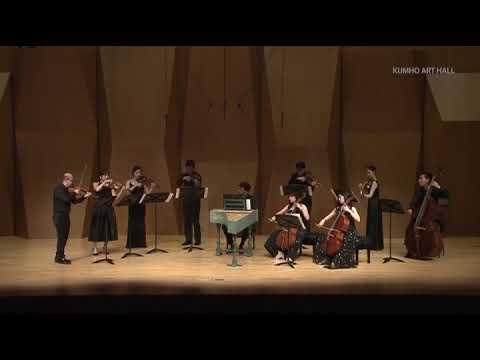 Vivaldi - Concerto in B minor RV 580 콜레기움 무지쿰 서울