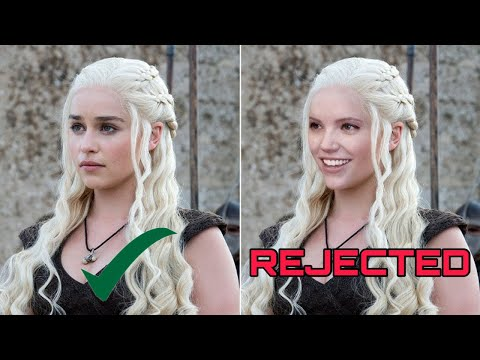 Actors Who Refused Game of Thrones Roles..😱