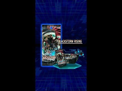 Yu-Gi-Oh! Duel Links] New Box Leaks! Blackstorm Rising! & New Skills