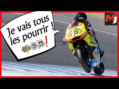 MOTO GP : Mais que foutent les pilotes durant l'hiver ? (English Subtitles)