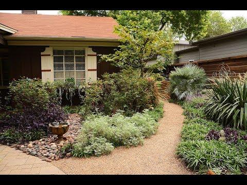 Charming Garden & House Makeover  Colleen and Bruce  Central Texas Gardener